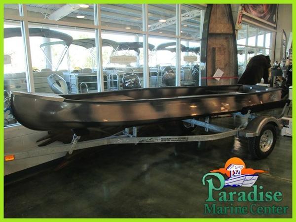 River Hawk B-60 Duck Boat