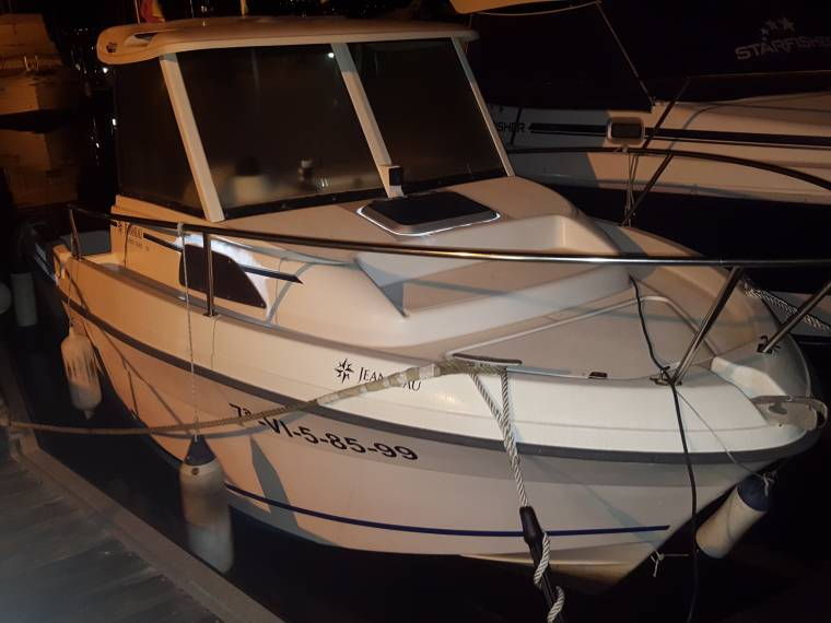 Jeanneau JEANNEAU MERRY FISHER 580 motor nuevo