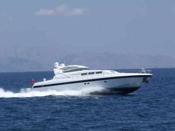 RODRIGUEZ GROUP MANGUSTA 90  Profile