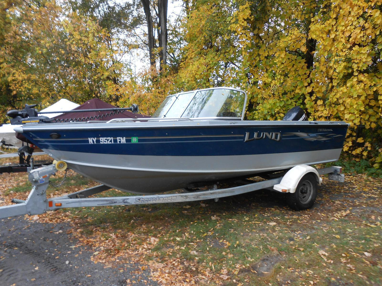Used lund boats for sale 5 for Used lund fishing boats for sale