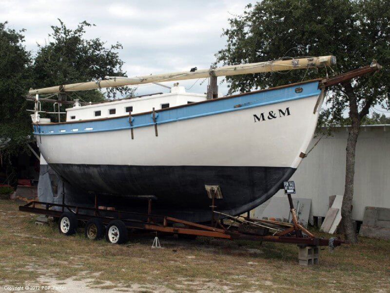 Tahiti 33 Sailboat 1998 Tahiti 33 Sailboat for sale in Fulton, TX