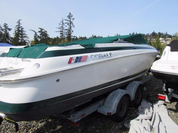 Cobalt 253 Used Cobalt 253, Lake Union Sea Ray Seattle