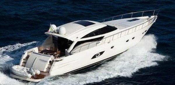 Cayman Yachts Cayman 60' HT
