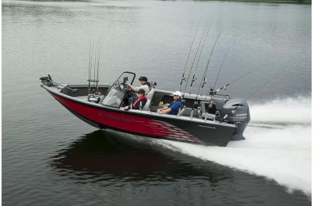 Starcraft Fishmaster 196 DC