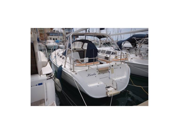 Hunter HUNTER MARINE HUNTER 38 FJ43502