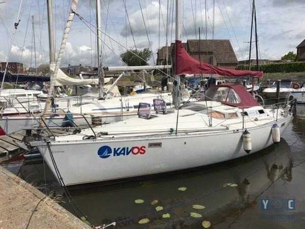 Beneteau Oceanis 350 IMG_5768