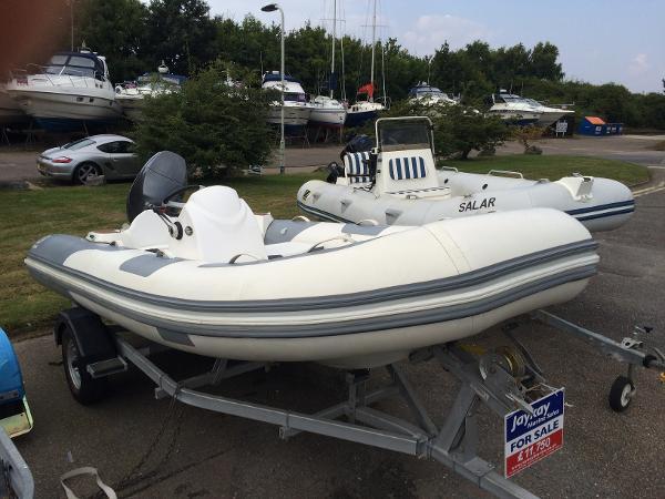 Zodiac Yachtline 470DL