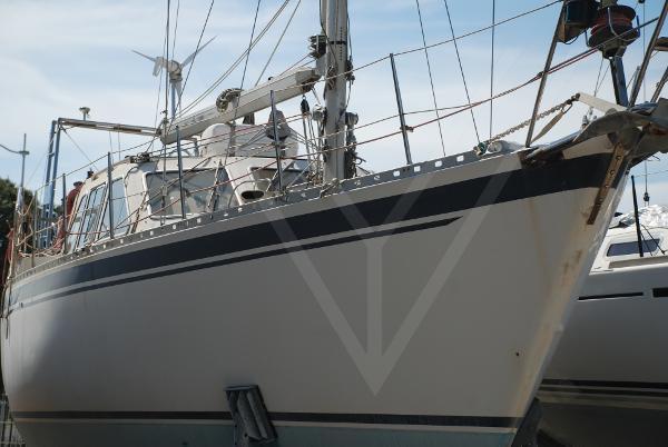 Siltala Nauticat 35 Voilier Finlandais Nauticat 35