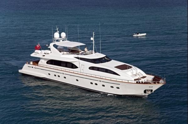 Falcon Boats 102 FALCON 102'