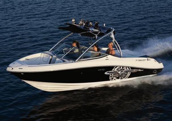 Sea Ray 210 Select Fission Manufacturer Provided Image
