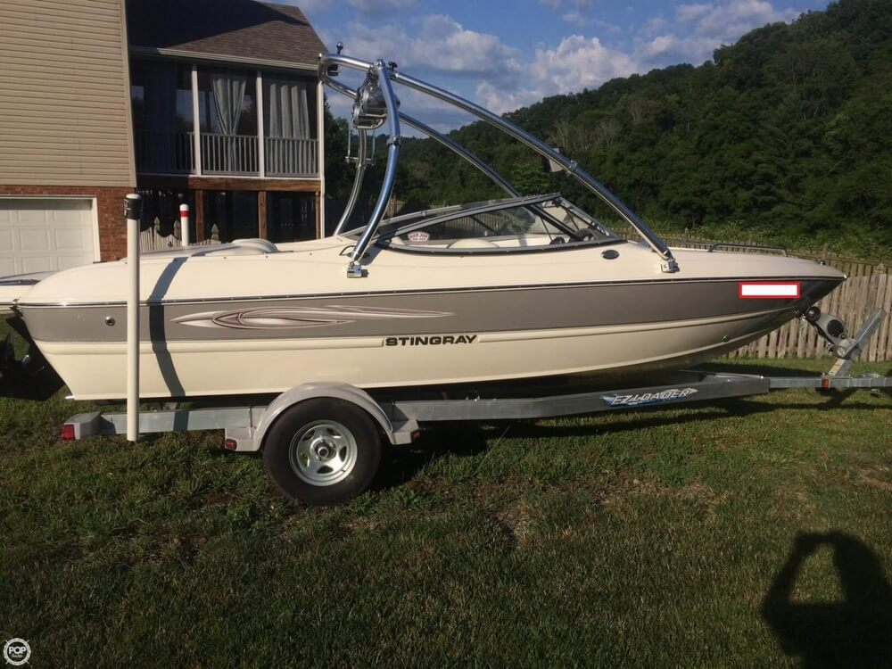 Stingray 195 LR 2011 Stingray 195 LR for sale in Bristol, TN
