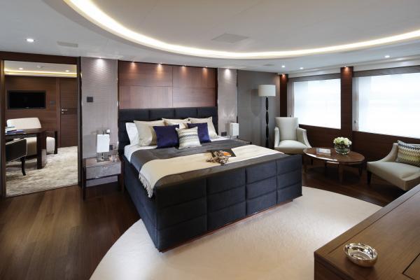 Princess M Class 40M Owner's Suite
