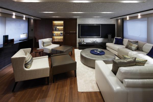 Princess M Class 40M Sky Lounge