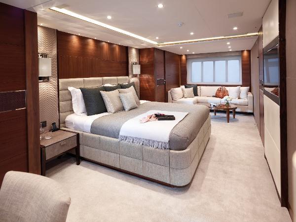 Princess M Class 40M VIP Guest Cabin
