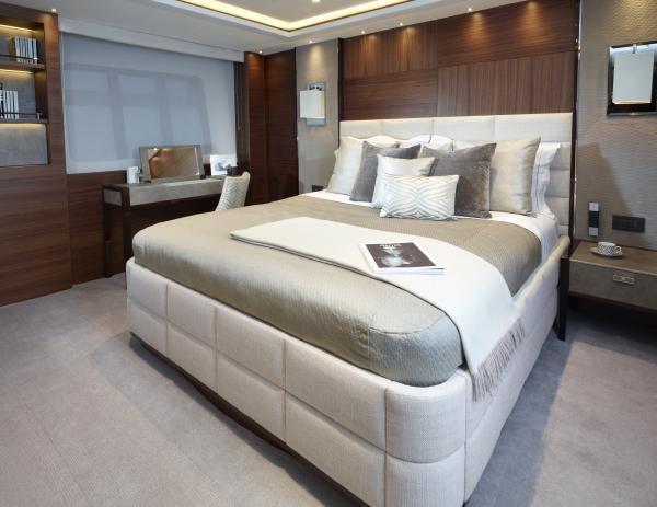 ncess M Class 40M Forward Guest Cabin