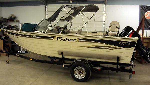 Fisher Boats 200 Hawk
