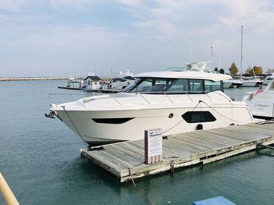 Tiara Yachts 49Coupe
