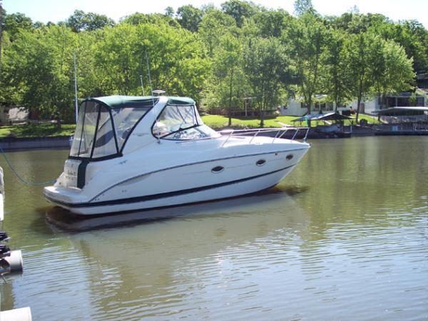 Maxum 3100 SE 2003 Maxum 3100SE Profile