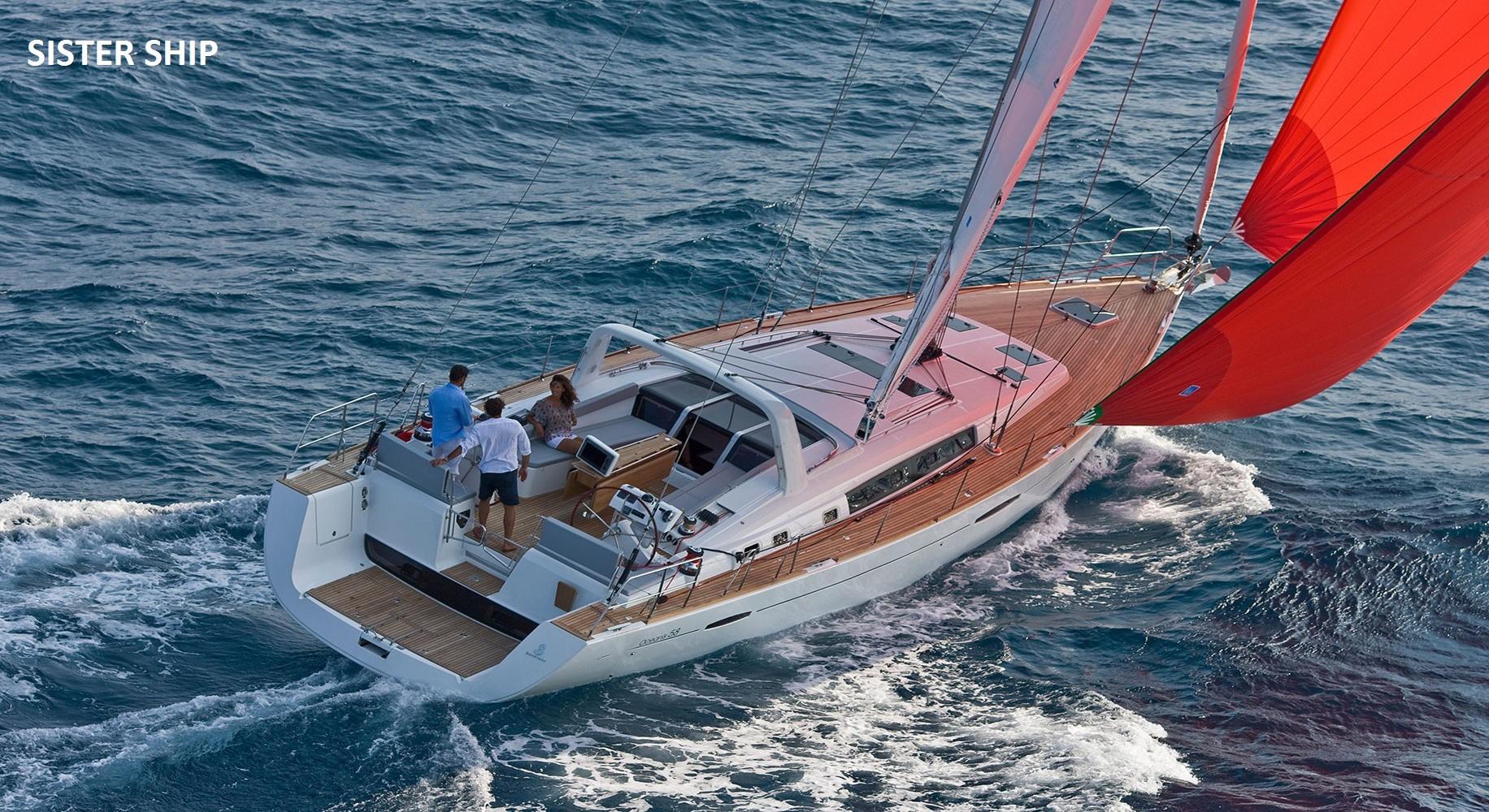 Beneteau Oceanis 58 Default