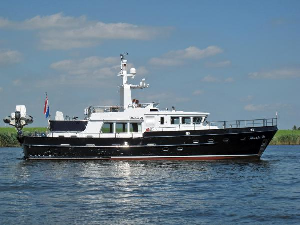 Altena Blue Water Trawler 58'