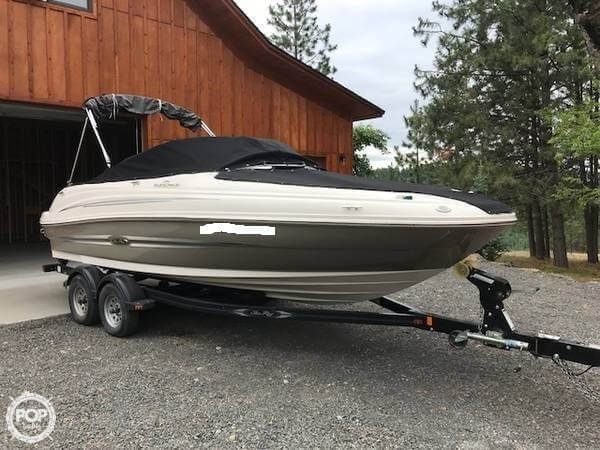 Sea Ray 200 Sundeck 2010 Sea Ray 200 SD for sale in Harrison, ID