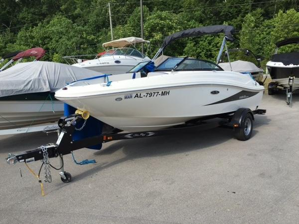 Sea Ray 190 Sport Profile