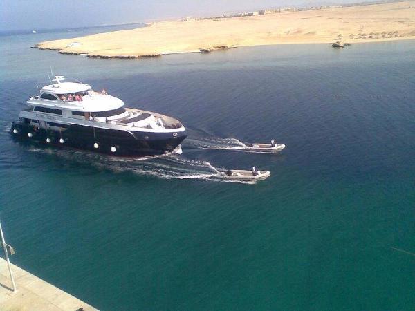 Oceandro Safari Yacht