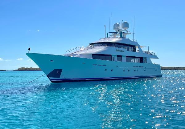"Westport Tri-Deck Motoryacht 130 Westport ""Relentless"" Profile"