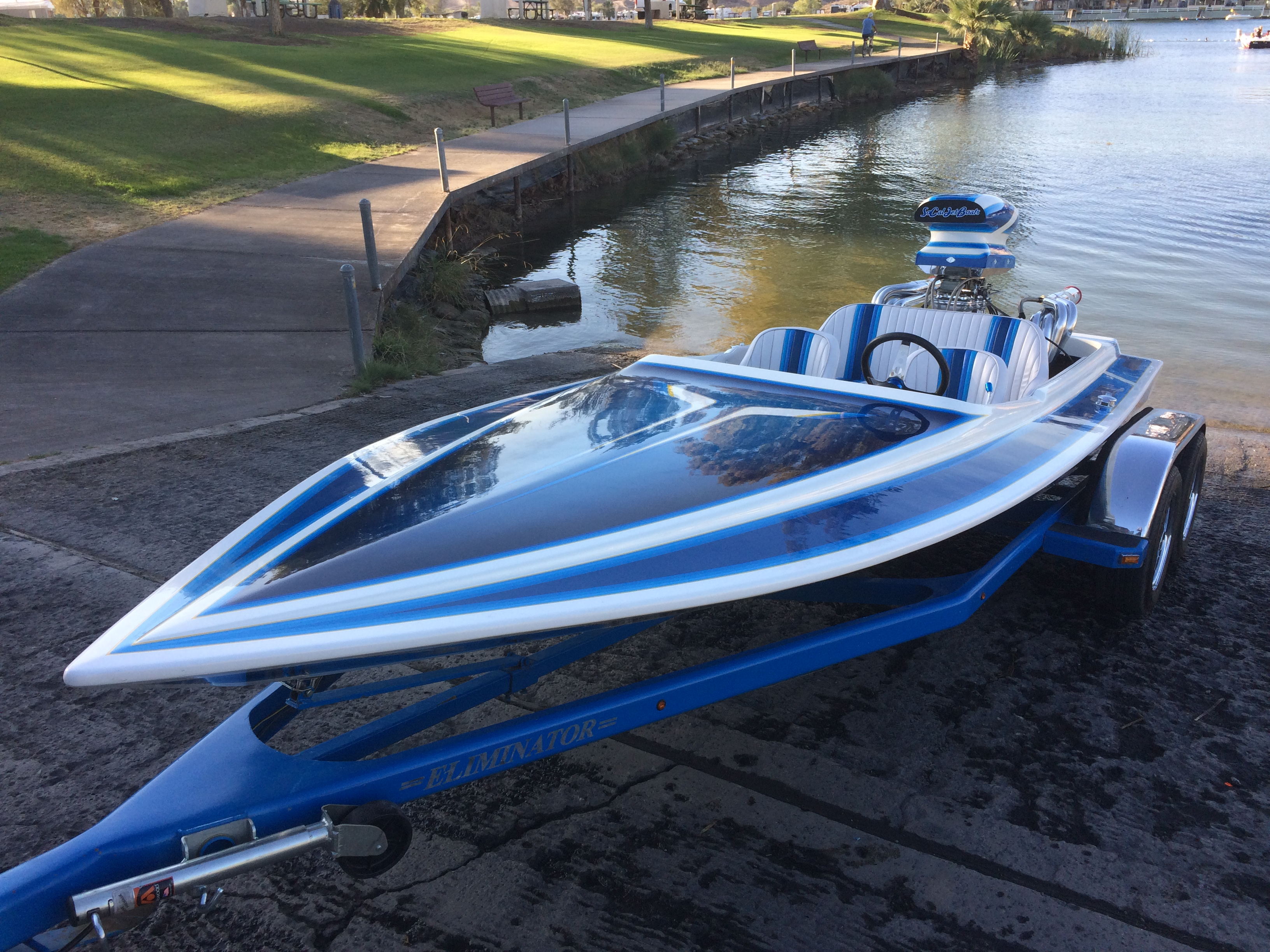 Eliminator Boats Sprint