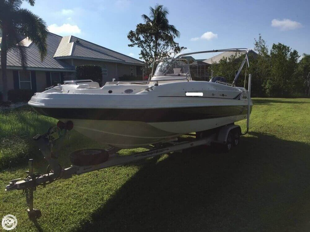 Hurricane Fun Deck 231 2006 Hurricane GS 231 for sale in Fort Myers, FL