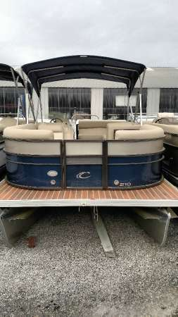 Crest Pontoon Boats Crest II 210
