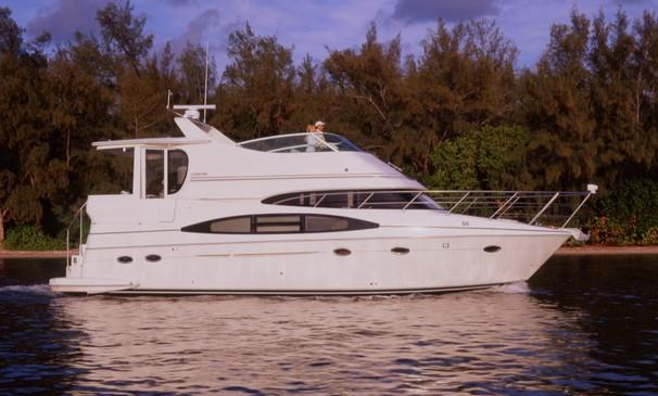 Carver 466 Motor Yacht Manufacturer Provided Image
