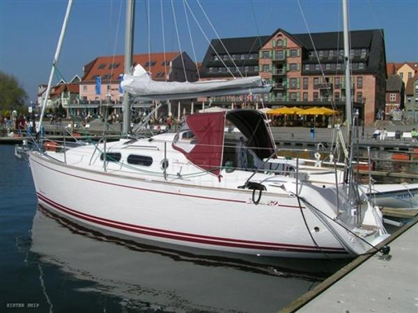 Delphia Yachts Delphia 29 DELPHIA YACHTS - DELPHIA 29 - exteriors