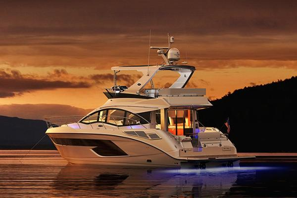Sea Ray Fly 520 Manufacturer Provided Image