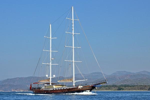 S. Yacht Gulet