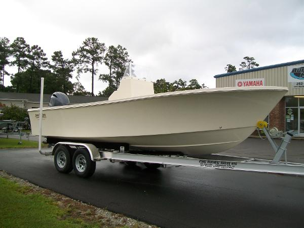 Jones Brothers 23' Cape Fisherman