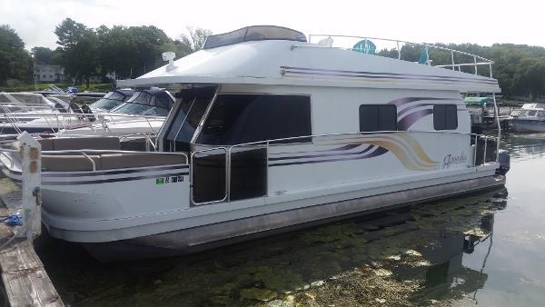 Houseboat 45' Armadia