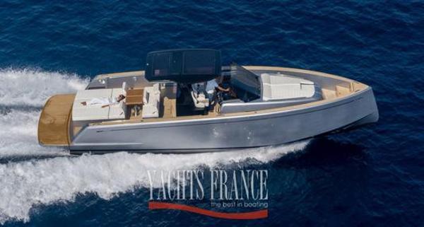 Pardo Yachts 43