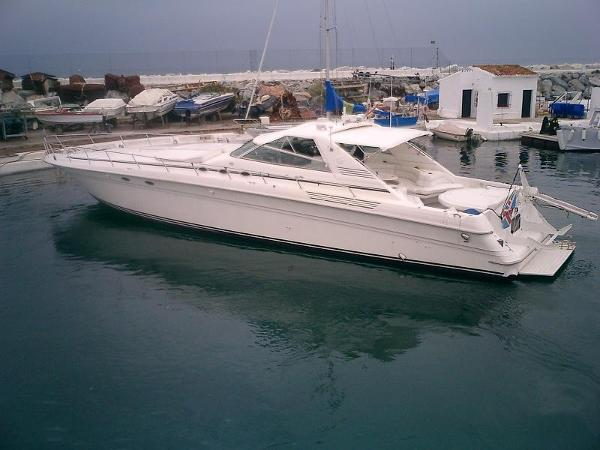 Sea Ray 630 Super Sun Sport
