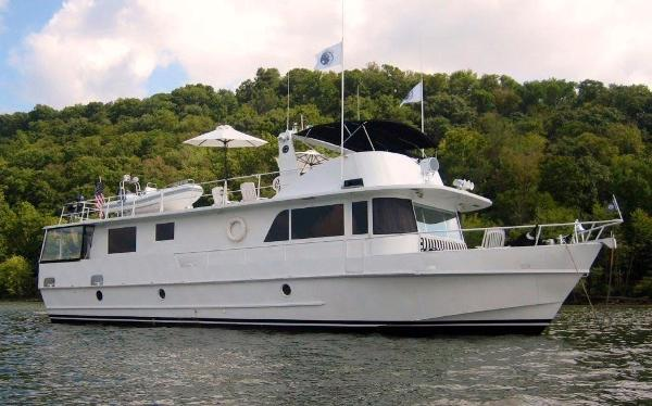 Kelly 70' CUSTOM HOUSEBOAT Main