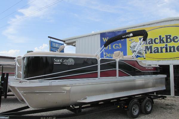 G3 Boats SunCatcher V322SS