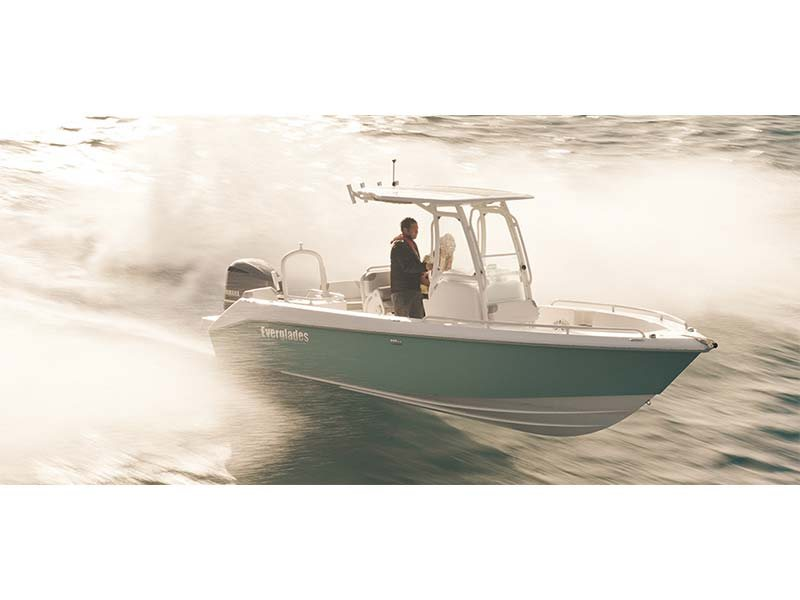 Everglades Boats 230 Cc
