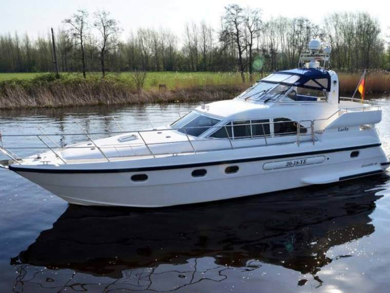 Atlantic Motor Yachts Holland Boat Workum Atlantic 42