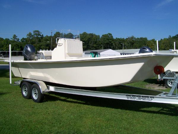 Jones Brothers 23' Bateau