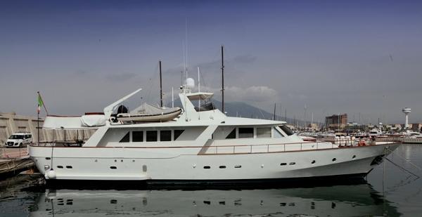 CRN Cantieri Navali Ancona 98