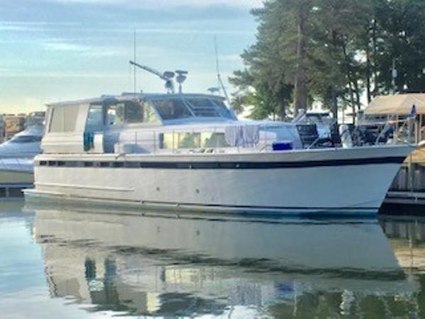 Chris-Craft 58' Roamer