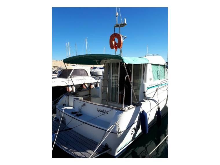 Jeanneau JEANNEAU MERRY FISHER 800 FJ44055