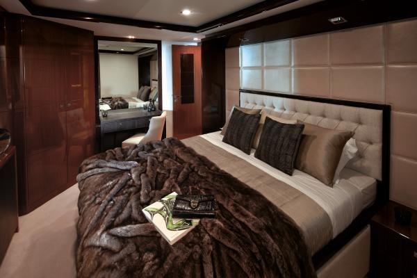 Princess M Class 32M Port Guest Cabin