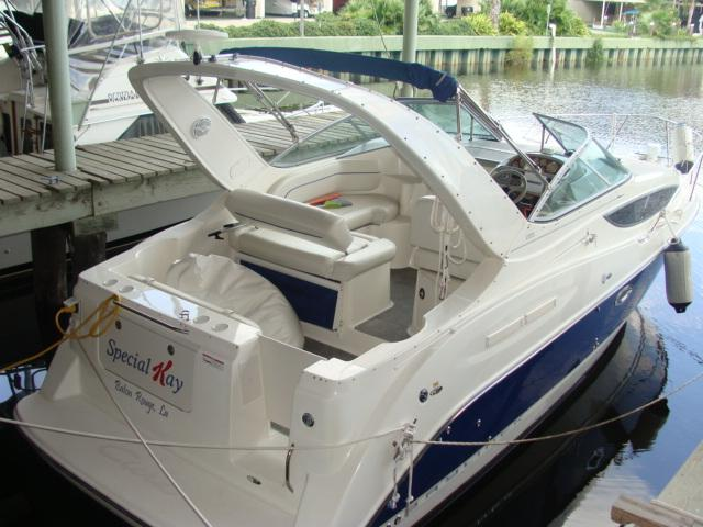 Bayliner 285 Profile