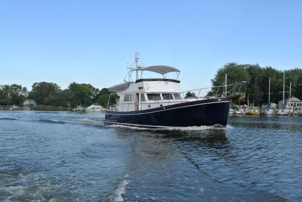 Jarvis Newman Downeast-Flybridge 46' Jarvis Newman